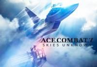 Salen a la luz nuevos detalles de ACE COMBAT 7: Skies Unknown