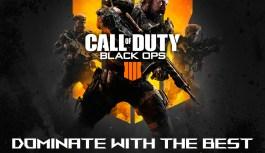 ASUS Republic of Gamers Anuncia asociación con Activision para Call of Duty BlackOps 4