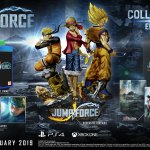 Edición de colección, Season Pass y beta cerrada de Jump Force anunciadas