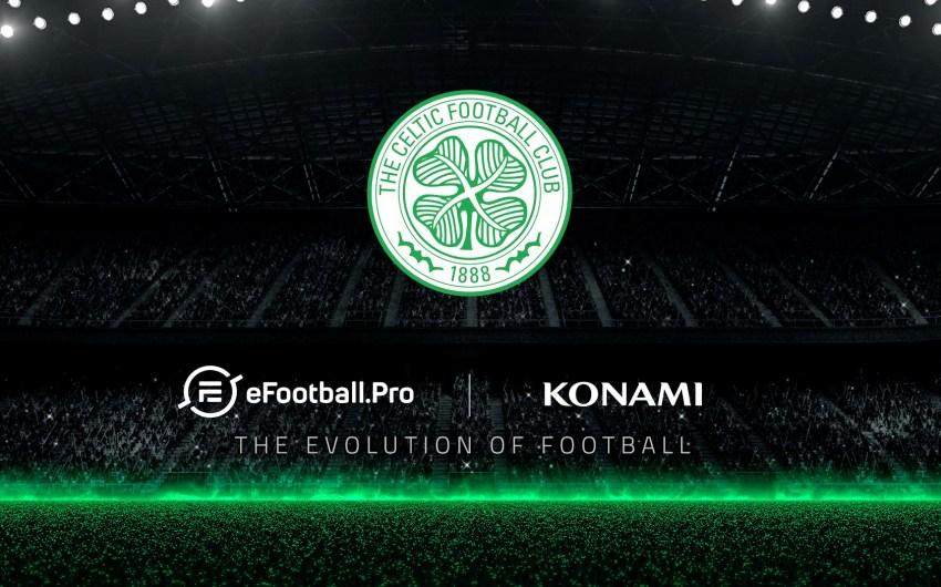 KONAMI anuncia que el Celtic FC se suma al torneo de e-Sports eFootball.Pro