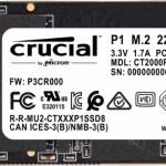 Crucial presenta su nueva unidad SSD NVMe