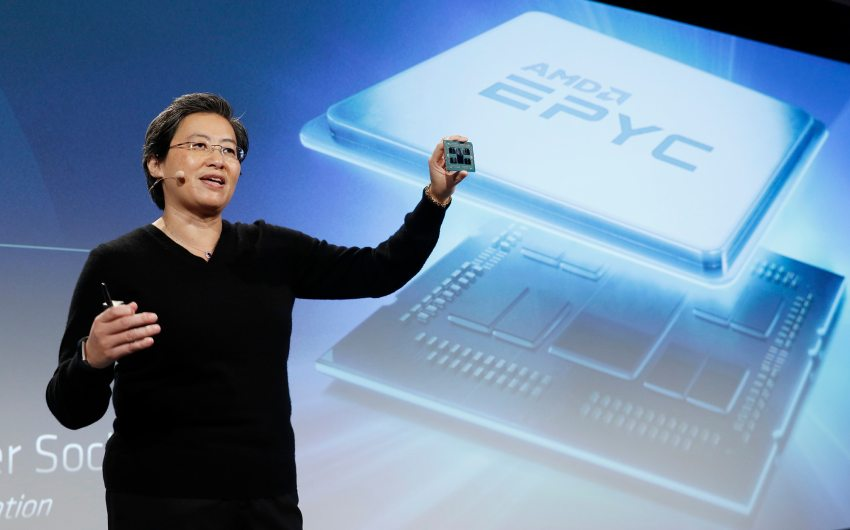 AMD lleva la computación de centros de datos de alto rendimiento al próximo horizonte