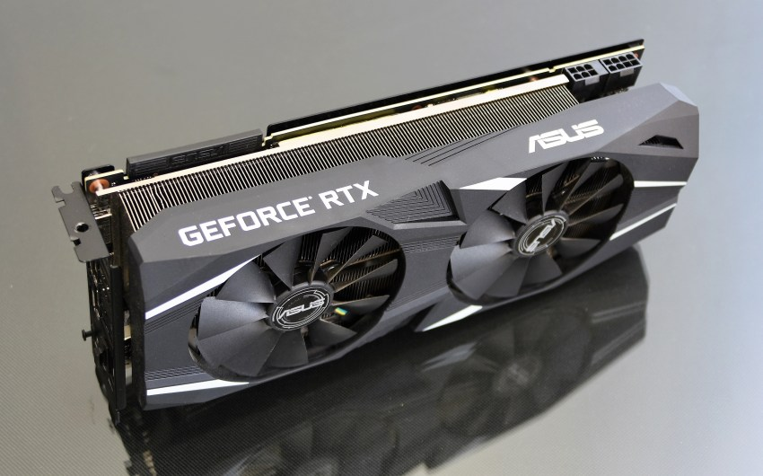 Review ASUS DUAL-RTX2080-O8G