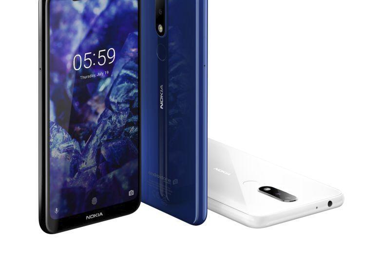 Llega a Chile Nokia 5.1 plus – rendimiento rápido y poderoso gracias su tecnología IA