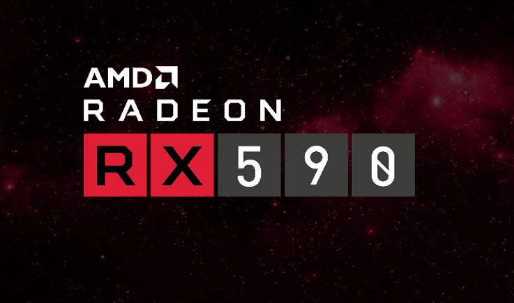 AMD lanza la Radeon RX590