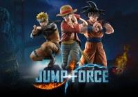 JUMP FORCE muestra el modo historia y el creador de personajes en un nuevo tráiler