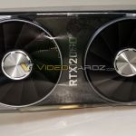 Aparece la NVIDIA GeForce RTX 2060 Founders Edition