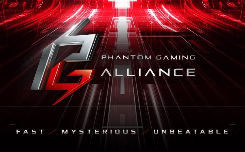 ASRock presenta la alianza Phantom Gaming con Cooler Master y TeamGroup