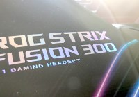Review Gaming Headset Asus ROG Strix Fusion 300 (Sonido 7.1 Virtual)