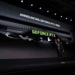 NVIDIA oficializa la GeForce RTX 2060