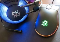 Review Gaming Kit Sharkoon: Mouse + Mat + Auriculares