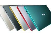 Nueva línea VivoBook S de ASUS: El fin de los colores convencionales