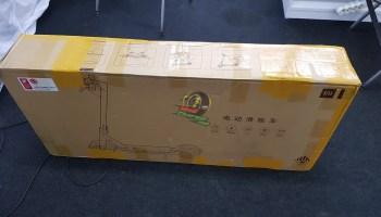 Xiaomi M365 Unboxing 2