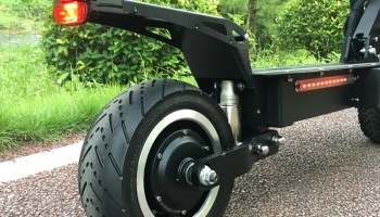 FLJ K3 Electric Scooter for Long Distance 3