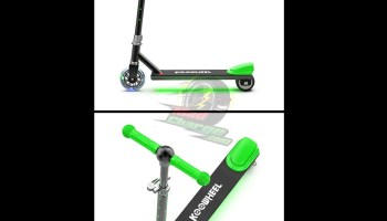 HF04368 Electric Scooter for Kids 2