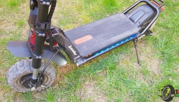 Kaabo Wolf Warrior II Road Electric Scooter Quick Review 1