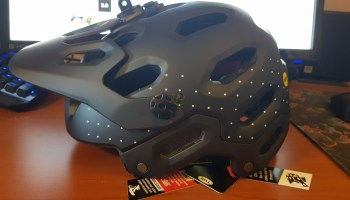 BELL Super 3R Helmet for Electric Scooter 3