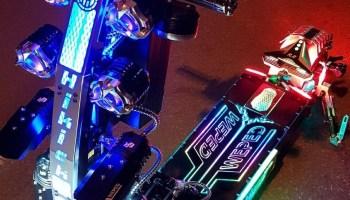 WEPED RR Custom Lights