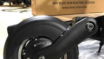 Dualtron Eagle PRO rear wheel