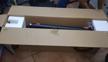 Unboxing Turboant X7