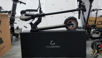 Kugoo M2 PRO Unboxed