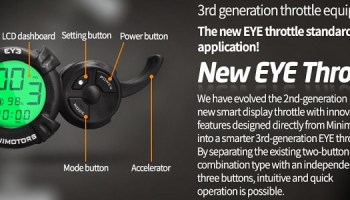 dualtron compact eye lcd dashboard
