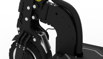currus panther front suspension