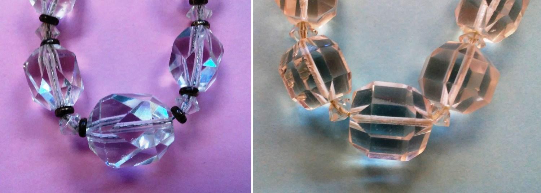 crystals closeups