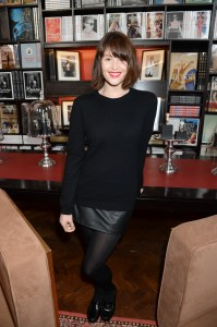 Women in Cinema celebratory lunch at Maison Assouline, London, Britain on 3 Feb 2015.
