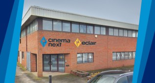 CinemaNext Relocates Its UK Offices to New High-Tech Facilities in West London