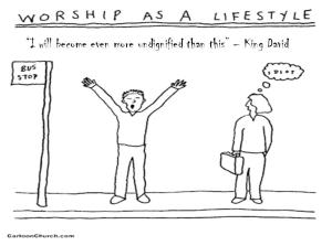 Worship as a Lifestyle