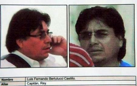 Fernando Blengio alias Luid Bertulucci