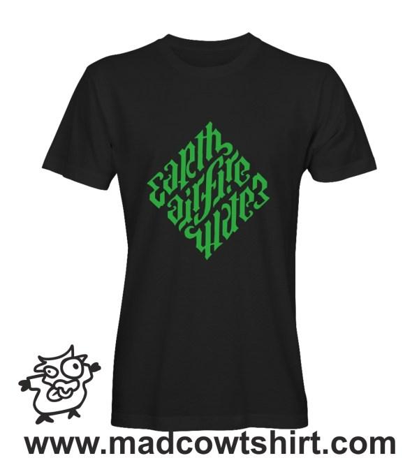 029 illuminati tshirt nera uomo