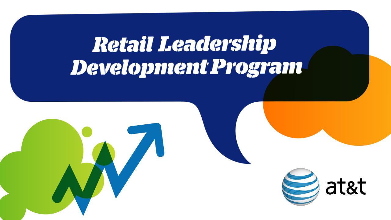 AT&T Retail Leadership Development Program
