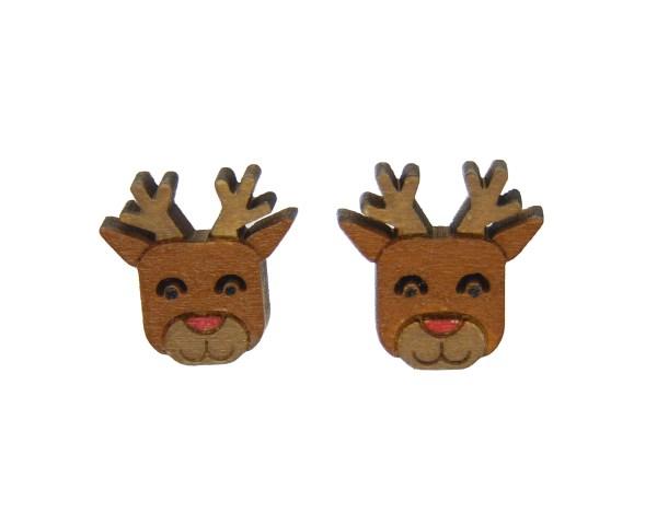 Reindeer Earrings 01