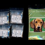 brown dachshund dog larger panel peyote seed bead pattern pdf or kit diy maddiethekat designs 2