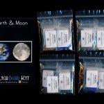 Earth & Moon (Panel or Amulet Bag) Peyote Seed Pattern PDF or KIT DIY-Maddiethekat Designs