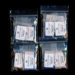 Eastern Bluebird Small Panel Peyote Seed Bead Pattern PDF or KIT DIY-Maddiethekat Designs