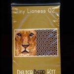 Lioness Tiny Mini Amulet Bag Peyote Seed Bead Pattern PDF or KIT DIY-Maddiethekat Designs