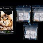 Maine Coon Cat Small Panel Peyote Seed Pattern PDF or KIT DIY-Maddiethekat Designs