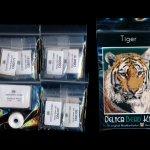 tiger larger panel peyote seed bead pattern pdf or kit diy maddiethekat designs 2