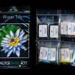 water lily larger panel peyote bead pattern pdf or kit diy maddiethekat designs 2