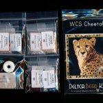 wild cat series cheetah larger panel peyote seed bead pattern pdf or kit diy maddiethekat designs 2