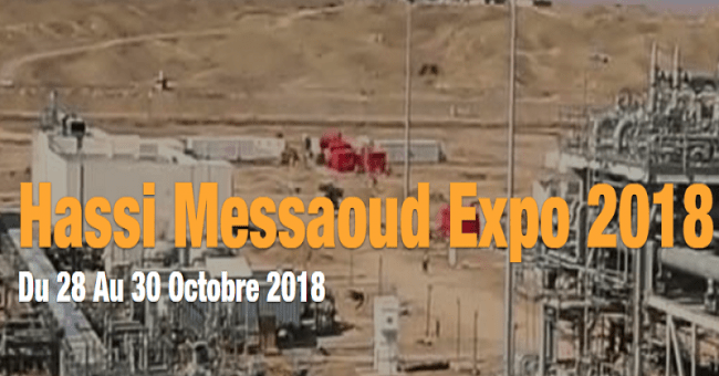 HASSI MESSAOUD EXPO 2018