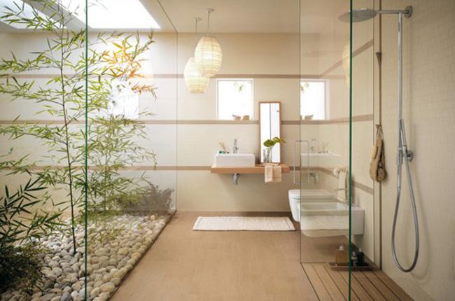Idees Deco Pour Une Salle De Bain Nature Zen Madeinmeuble