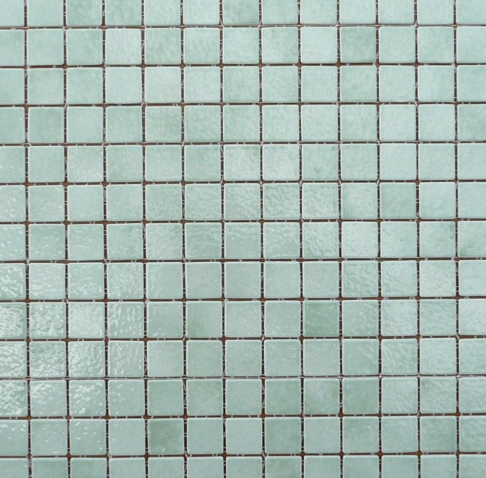 vert d eau clair lotus mosaique emaux de briare par 100g