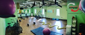 Made 2 Move Fitness - 777 Maple Rd, Williamsville, NY 14221 - Adult Health & Fitness Studio - Green Room