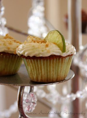 Recipe: Key Lime Cupcakes