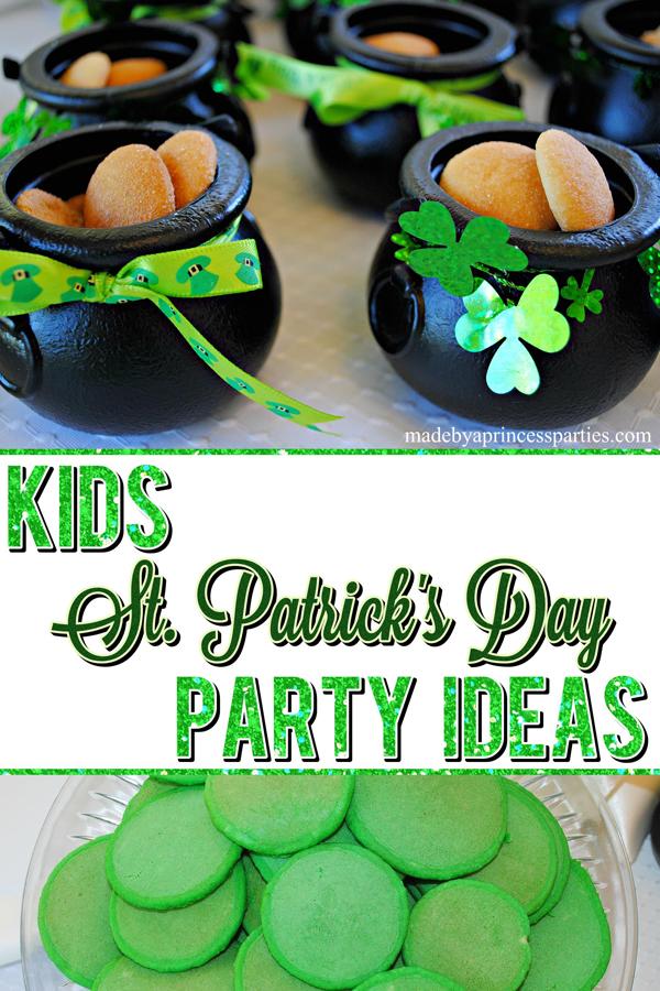 Kids St Patricks Day Party Ideas