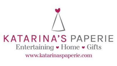 Katarina's Paperie Logo
